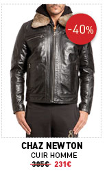 Chaz Newton Cuir Homme 385,00 € -40% 231 €
